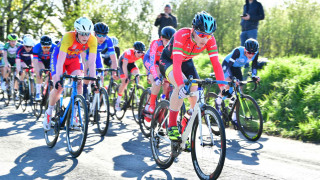 Brickell and Thomas take lead into final day of Isle of Man Youth Tour