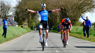 Watson moves into yellow jersey with Isle of Man Junior Tour stage two win