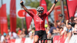 Roberts and Swift storm to road race glory at HSBC UK | National Road Championships