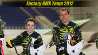 Identiti BMX confirm 2012 factory and development teams