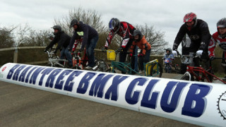 Braintree Bullets BMX Winter Series Round 4