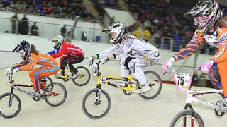 UCI BMX Supercross World Cup Manchester