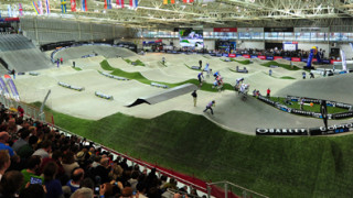 2014 Manchester UCI BMX Supercross tickets on sale