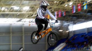 Manaton and Evans represent Great Britain at BMX Euro Series rounds 5 and 6