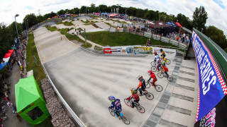 Whyte and Evans share the spoils at British Cycling BMX Series Rounds 8 and 9