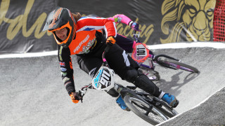 Shriever continues to shine in HSBC UK | National BMX Series