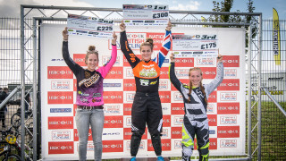 Shriever and Manaton crowned as HSBC UK | BMX National Series champions