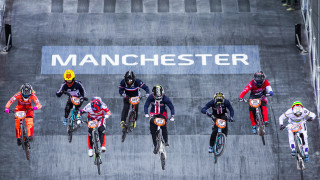 UCI BMX Supercross World Cup to return to Manchester