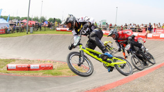 Whyte and Green warm up for Worlds with HSBC UK | BMX National Series success