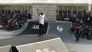 Wallace and Jones impress in BMX Freestyle Park World Championship final