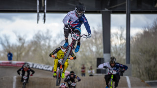 Quillan Isidore makes semi-final of first UCI BMX Supercross World Cup
