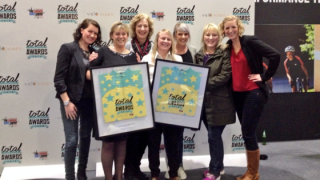 British Cycling's Breeze programme wins at Total Women's Cycling Awards