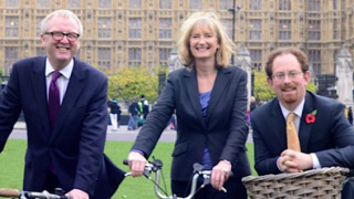 British Cycling supports 'Get Britain Cycling' parliamentary inquiry