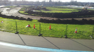 Work commences on phase two of Herne Hill Velodrome regeneration