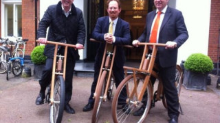 British Cycling attends annual All Party Parliamentary Cycling Group ride