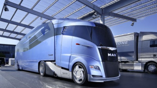 New lorry design is a wolf in sheep's clothing