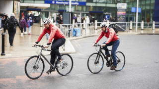 Cycle-proofing: An Olympian's commute?