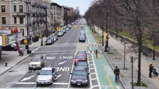 New York City and Manchester come together to talk cycling
