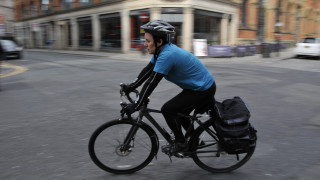 Government targets on growing cycling 'worryingly low' says British Cycling