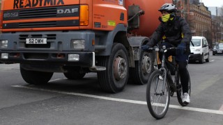 British Cycling backs Mayor's proposed ban on unsafe lorries