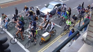 MPs trash government's lack of cycling budget