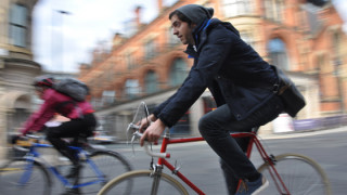 More space for cycling needed to truly transform our nation says British Cycling