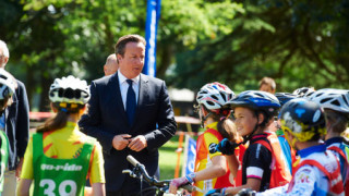 "The Prime Minister's ""cycling revolution"" – one year on"