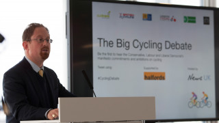 The Big Cycling Debate in pictures