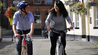 British Cycling welcomes recommendation that cycling should be norm for short journeys