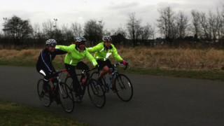 British Cycling delivers women's only coaching session at Stourport circuit