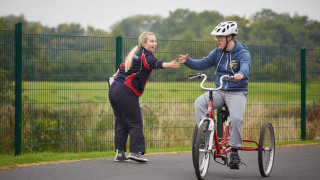 Level 2: Coaching Riders with Disability