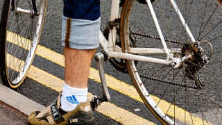 Member Stories - Collision in the cycle lane