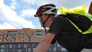 British Cycling supports Manchester's bid to become a leading cycling city