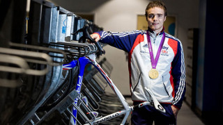 Olympic Champion gives new cycle hub in Manchester the seal of approval