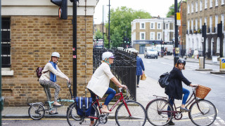 British Cycling supports NICE advice to prioritise pedestrians and cyclists