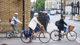 Making cycling the natural choice for journeys - part one