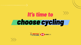 #ChooseCycling
