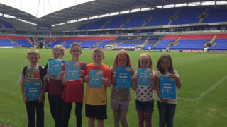Bikeability at Bolton Wanderers gets kids on their bikes