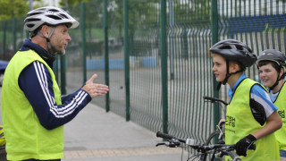 British Cycling wants Bikeability for all schoolchildren