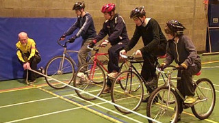 Queen Anne High School crowned Scottish Schools Cycle Speedway League champions