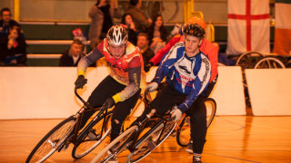 Indoor cycle speedway launched in Coventry