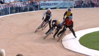 British cycle speedway final allocated to Coventry