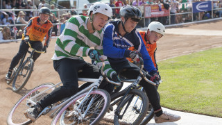 Cycle speedway league tables
