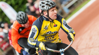 Angell and Herbert secure British Cycling National Cycle Speedway Championship titles