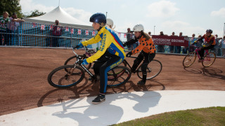Level 2 Cycle Speedway Coaching Award