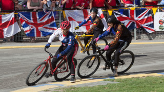 Great Britain Cycling Team edge to 2-0 lead against Australia in women's test series