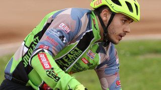 Round two of the British Cycling Cycle Speedway Supertrax Series in action this weekend