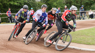 Points mean prizes for Bacon and Brooke in HSBC UK | Cycle Speedway Elite Grand Prix Series