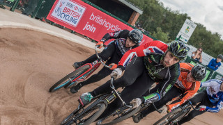 Brooke and Bacon get off to perfect start in first round of HSBC UK | Cycle Speedway Elite Grand Prix Series