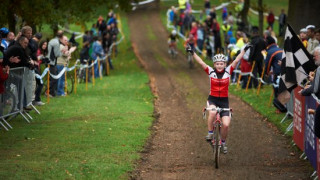 Miller on top in Ipswich National Series Cross
